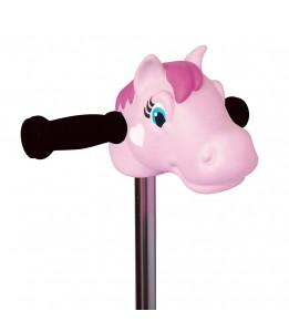 Scootaheadz rožnati poni