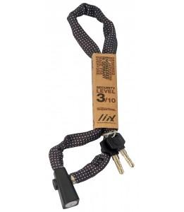 Liix Small lock ključavnica - pike črna