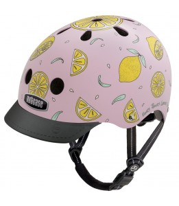 Nutcase čelada Pink Lemonade XS