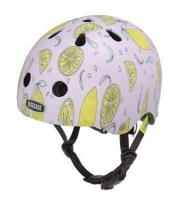 Nutcase čelada Baby Nutty Pink Lemonade XXS