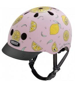 Nutcase čelada Pink Lemonade S