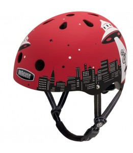 Nutcase čelada Alien Abduction Matte Street Helmet S