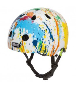 Nutcase čelada Baby Nutty Color Splash Street Helmet XXS