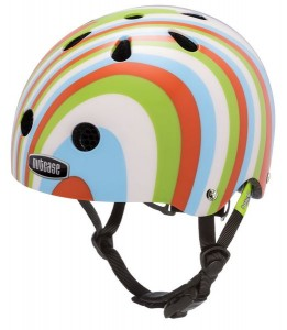 Nutcase čelada Baby Nutty Nutty Swirl Street Helmet XXS
