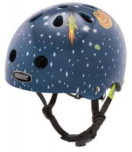Nutcase čelada Baby Nutty Outer Space Street Helmet XXS