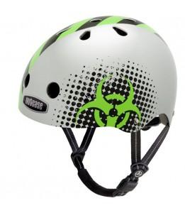 Nutcase čelada Bio Hazard Street Helmet S