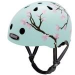 Nutcase čelada Cherry Blossom Street Helmet S