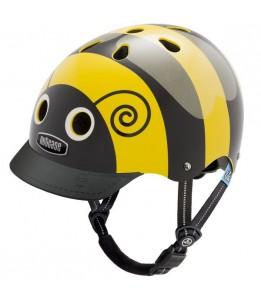 Nutcase čelada Little Nutty Bumblebee Street Helmet XS
