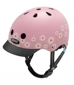 Nutcase čelada Little Nutty Daisy Pink Street Helmet XS