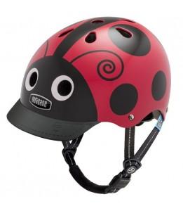 Nutcase čelada Little Nutty Ladybug Street Helmet XS