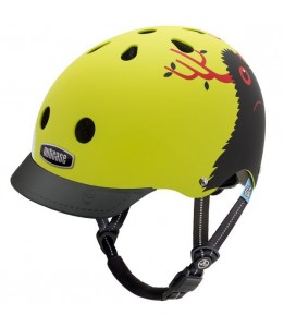 Nutcase čelada Little Nutty Little Monster Matte Street Helmet XS