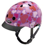 Nutcase čelada Little Nutty Lotsa Love Street Helmet XS