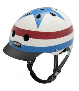 Nutcase čelada Little Nutty Speed Star Helmet XS
