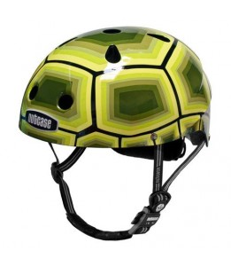 Nutcase čelada Little Nutty Turtle Helmet XS