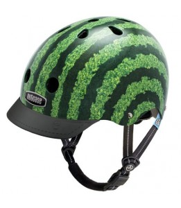Nutcase čelada Little Nutty Watermelon Street Helmet XS