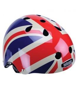 Nutcase čelada Union Jack Street Helmet S