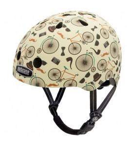 Nutcase čelada Urban Velo Matte Street Helmet M