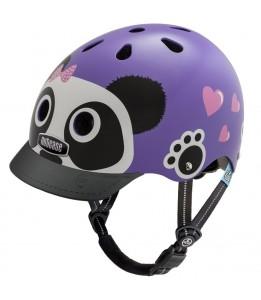 Nutcase čelada Purple Panda XS