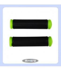 Ročaji Mx Trixx črno-zeleni 3095