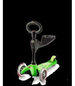 Mini 3v1 deluxe zelen