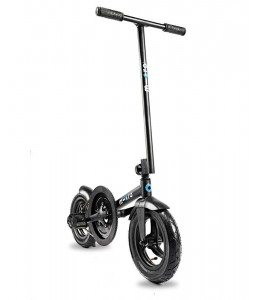 Pedalflow kolo črno
