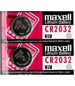Baterija maxell CR2032-par