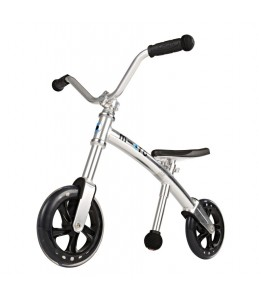 Poganjalec Micro G-bike+ Chopper srebrn