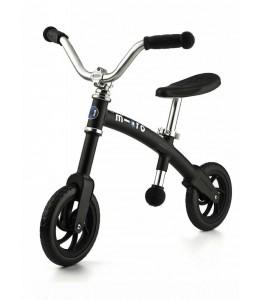 Poganjalec Micro G-bike+ Chopper črn