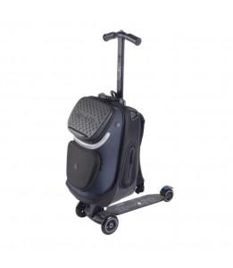 Micro Kickpack torba na skiroju črn
