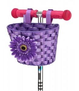 Košara vijolična