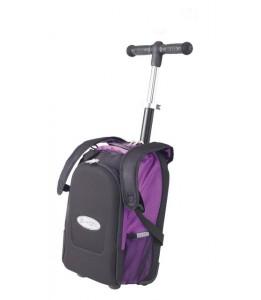 Krmilo in nahrbtnik za MAXI micro 4V1 vijoličen