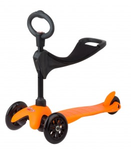 Mini 3v1 oranžen