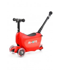 Mini2go deluxe rdeč plus
