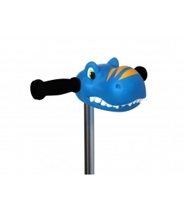 Scootaheadz modri dinozaver