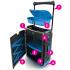 Jurni potovalni kovček moder