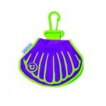 Trunki denarnica PaddlePak Clam Purse vijolična