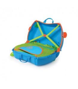 Trunki torba Tote Bag modra