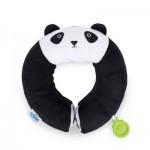 Trunki vratna blazinica Yondi panda črna
